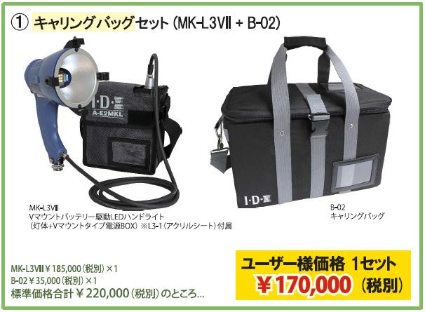 MK-L3キャンペーン ①